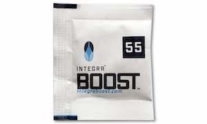 Boost Humidity Pack 55% R.H. - Humi Pak Malaysia
