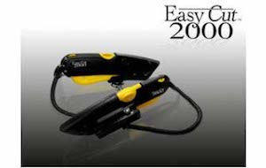 Two Easy-Cut 2000 Safety Cutters From Different Angles