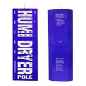Blue Colour Humi Dryer Pole Shipping Container Desiccant