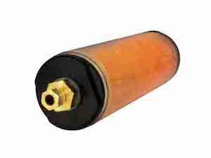 A In-Line Dryer Housing Orange Silica Gel Desiccant