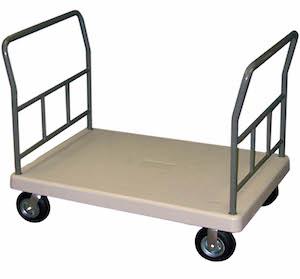 A Grey Max Cart