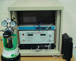 Nitrogen Enhanced Purging System 1900 Rack Mounted - Humi Pak Malaysia