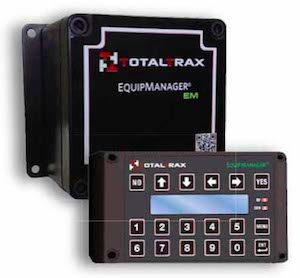 Total Trax Location Services Device