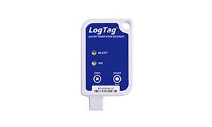 Blue Color USRIC-8 Single-Use Data Logger